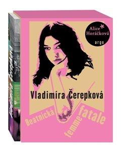Obálka titulu Vladimíra Čerepková