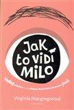 Jak to vidí Milo (Velký příběh o malém chlapci, který vidí svět trochu jinak) - obálka