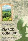 Národ odnikud (Ilustrované dějiny karpatských Rusínů) - obálka