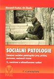 Sociální patologie (Závažné sociálně patologické jevy, příčiny, prevence, možnosti řešení , 2., rozšířené a aktualizované vydání) - obálka