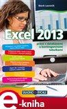 Excel 2013 (práce s databázemi a kontingenčními tabulkami) - obálka
