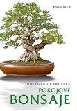 Pokojové bonsaje - obálka
