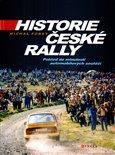 Historie české rally - obálka