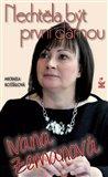 Ivana Zemanová (Nechtěla být první dámou) - obálka