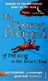 The Curious Incident of The Dog in The Night-Time - obálka