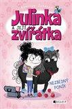 Julinka a její zvířátka – Nezbedný poník - obálka