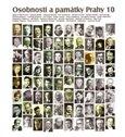 Osobnosti a památky Prahy 10 - obálka