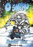 O sněhu - Hledání Jara - obálka