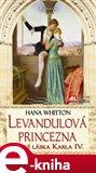 Levandulová princezna - obálka