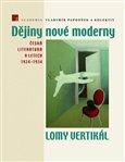 Dějiny nové moderny 2 (Lomy vertikál) - obálka