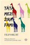 Táta mezi žirafami (Plínky, lvi a Masajové aneb 365 dní na mateřské v Keni) - obálka