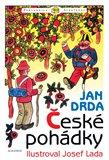 České pohádky - obálka