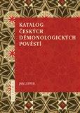 Katalog českých démonologických pověstí - obálka