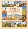Kostely na Moravě - obálka