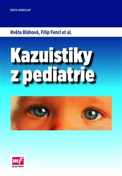 Obálka titulu Kazuistiky z pediatrie