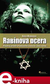 Obálka titulu Rabínova dcera
