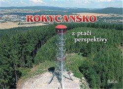 Obálka titulu Rokycansko z ptačí perspektivy