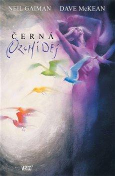 Obálka titulu Černá orchidej