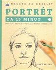 Naučte se kreslit - portrét za 15 minut - obálka