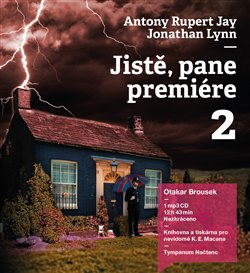 Jistě, pane premiére 2., CD - Anthony Rupert Jay, Jonathan Lynn