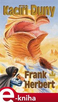 Kacíři Duny. Duna 5 - Frank Herbert e-kniha