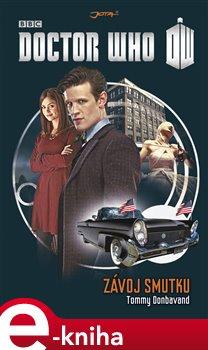 Doctor Who: Závoj smutku - Tommy Donbavand e-kniha