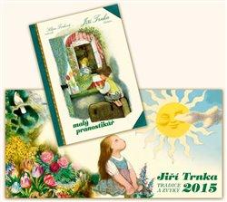 Stolní kalendář 2015 - Jiří Trnka Tradice a zvyky + Malý pranostikář - Klára Trnková