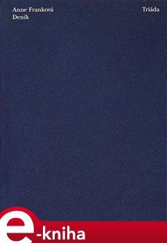 Deník - Anne Franková e-kniha