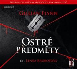 Ostré předměty, CD - Gillian Flynnová