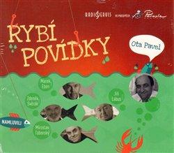 Rybí povídky, CD - Ota Pavel