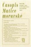 Časopis Matice moravské supplementum 5/2013 - obálka