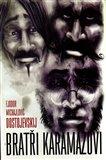 Bratři Karamazovi - obálka