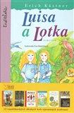Luisa a Lotka - obálka