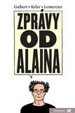 Zprávy od Alaina - obálka