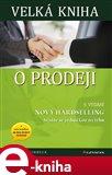Velká kniha o prodeji (Nový hardselling – Staňte se jedničkou na trhu) - obálka