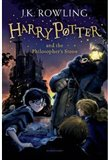 Harry Potter and the Philosopher´s  Stone - obálka