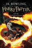 Harry Potter and the Half-Blood Prince - obálka