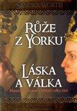 Růže z Yorku - Láska a válka - obálka