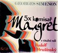 Komisař Maigret-komplet - obálka