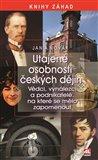Utajené osobnosti českých dějin - obálka