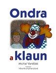 Ondra a klaun - obálka
