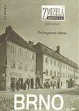 Zmizelá Morava-Brno III. díl (Průmyslové město) - obálka