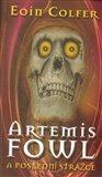 Artemis Fowl - Poslední strážce - obálka