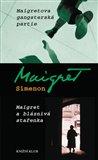 Maigretova gangsterská partie (Maigret a bláznivá stařenka) - obálka