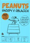 Obálka knihy Snoopy v oblacích