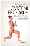 Cvičení pro 50+ anatomie - obálka