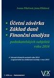 Účetní závěrka - Základ daně - Finanční analýza (podnikatelských subjektů roku 2014) - obálka