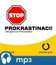 Stop prokrastinaci - obálka