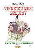 Vinnetou mezi beduíny - obálka