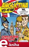Angličtina – zlomte své věčné začátečnictví (100+10 jednoduchých rad, jak na angličtinu efektivně a bez stresu - 2. vydání) - obálka